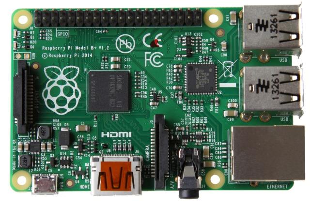Стоимость Raspberry Pi B+ снижена до $25 - 1