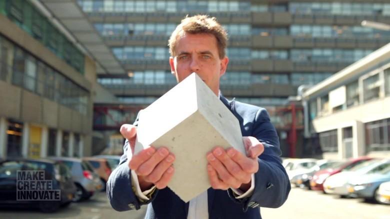 Голландский микробиолог разработал самовосстанавливающийся бетон - 1
