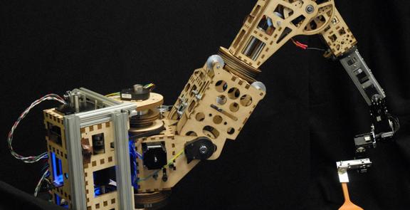 Проектирование антропоморфного манипулятора c 7 степенями - 1