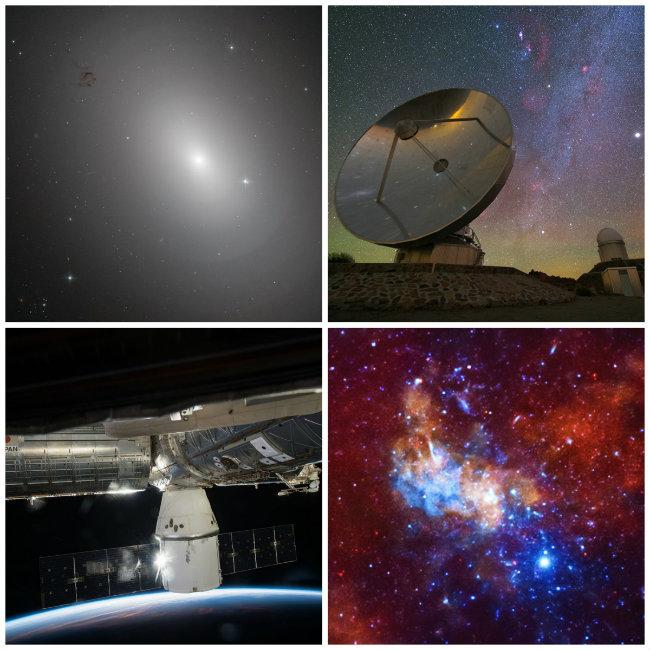Космические фотографии: подборка лучших фото за неделю - 1