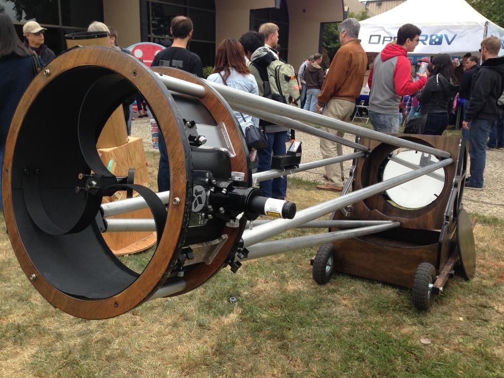 Maker Faire-2015: гигантские стреляющие роботы и другие интересные экспонаты - 5