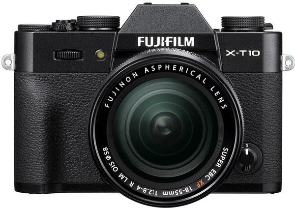 Продажи Fujifilm X-T10 начнутся в июне