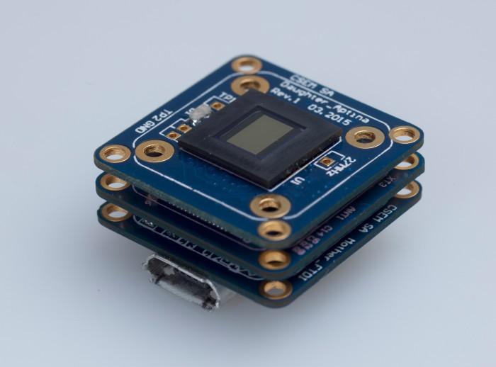 Самая маленькая в мире видеокамера - 1