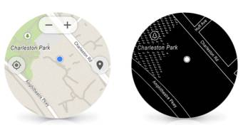 Google Maps теперь и на умных часах с Android Wear - 1