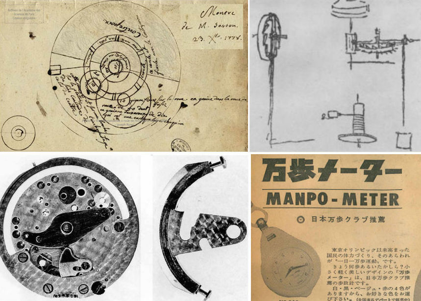 Кто придумал шагомер: художник, президент и три известных часовщика - 2