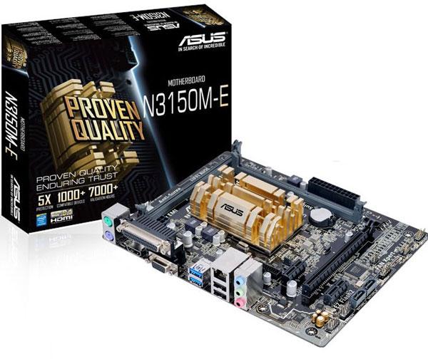 Низкое значение TDP SoC Intel Celeron N3150 позволило обойтись пассивным охлаждением