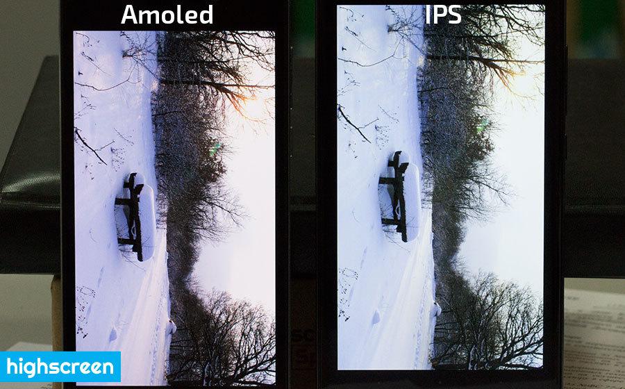 Изучаем AMOLED-дисплей нашего нового смартфона - 15