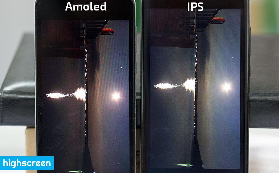 Изучаем AMOLED-дисплей нашего нового смартфона - 17
