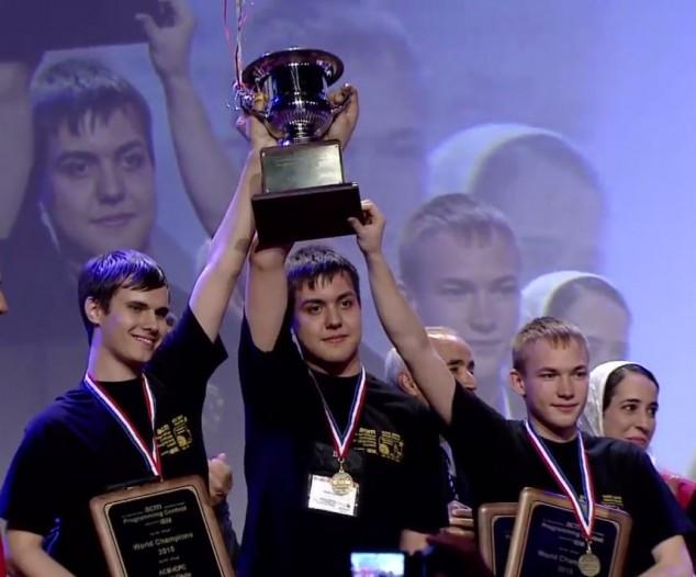 Университет ИТМО стал шестикратным чемпионом ACM ICPC
