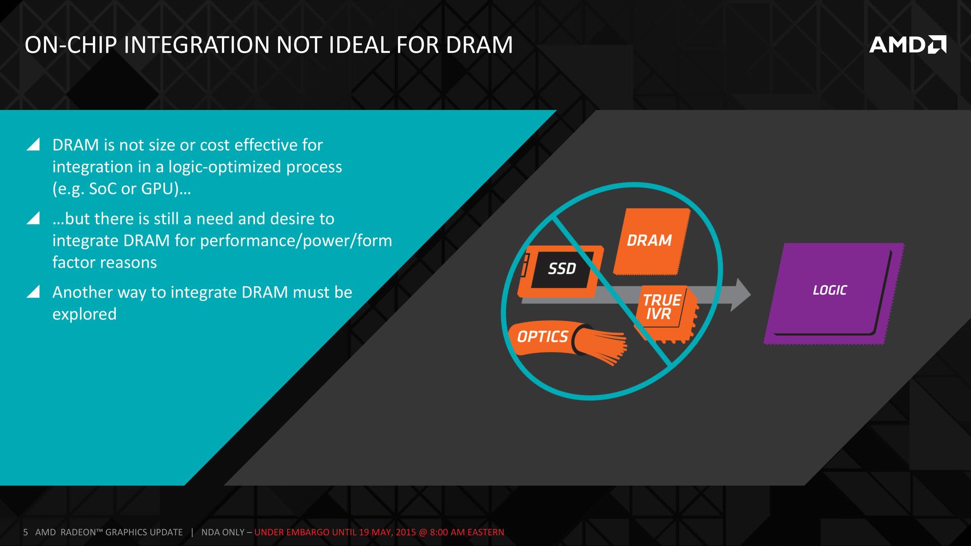 Первые видеокарты на High Bandwidth Memory от AMD появятся уже через несколько месяцев - 4