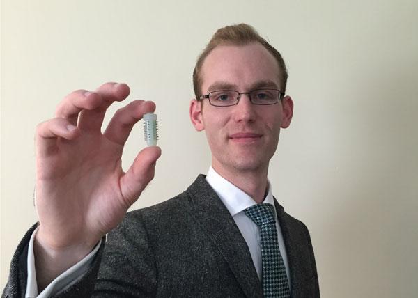 Как утверждается, разработкой уже заинтересовались фармацевтические компании