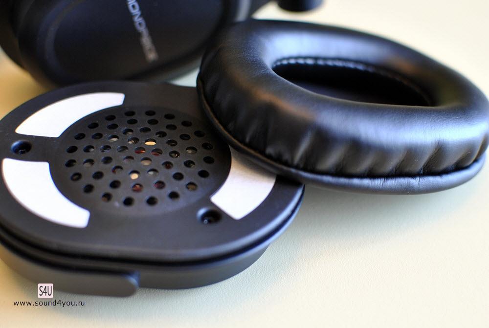 Обзор наушников закрытого типа Monoprice Premium Hi-Fi DJ MHP-839 - 6