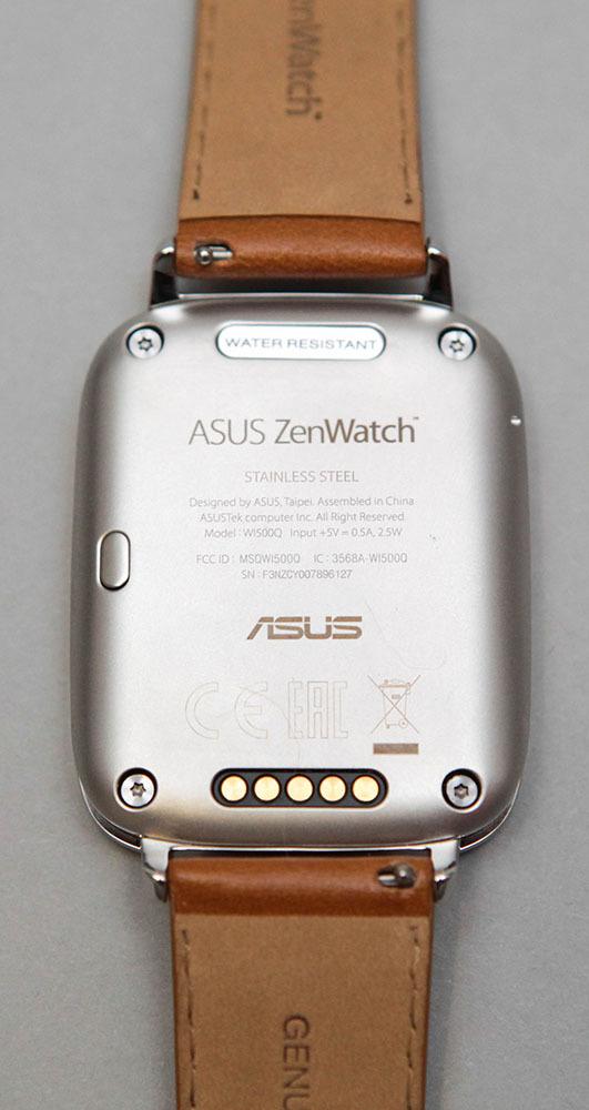 Обзор умных часов ASUS ZenWatch - 11