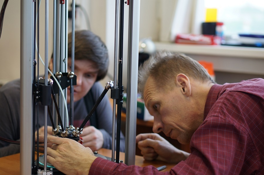 Тест-драйв 3D-принтеров Uni и Mini в Москве: первые впечатления - 4