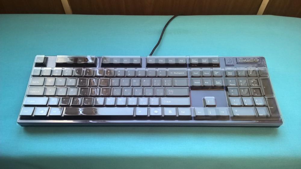 Обзор и разбор клавиатуры Filco Majestouch 2 - 12
