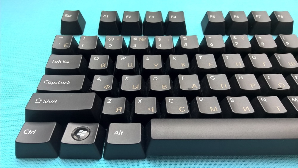 Обзор и разбор клавиатуры Filco Majestouch 2 - 26