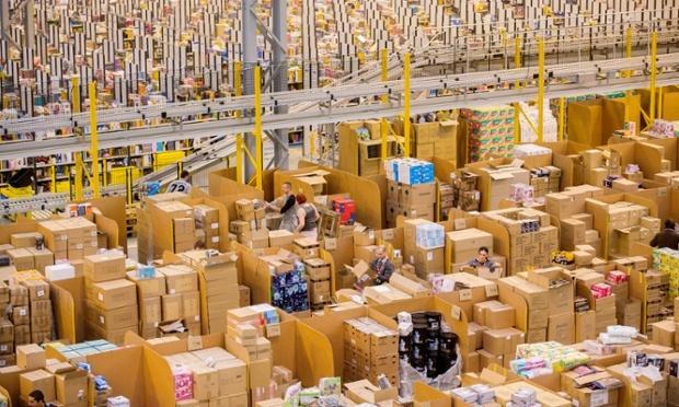 Amazon будет платить налоги в Великобритании - 1