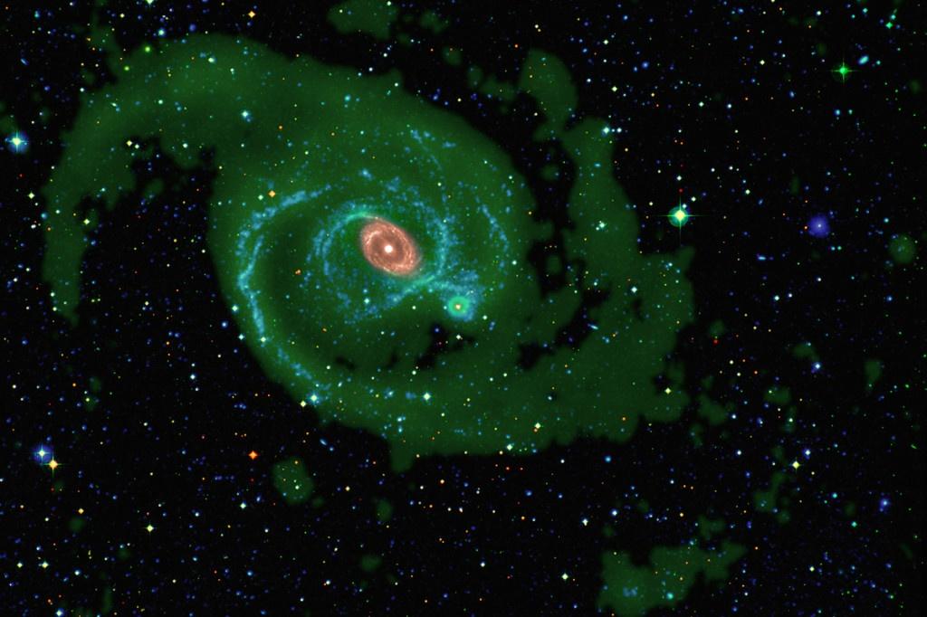 Лучшие фотографии космоса за неделю (18-24 мая) - 8