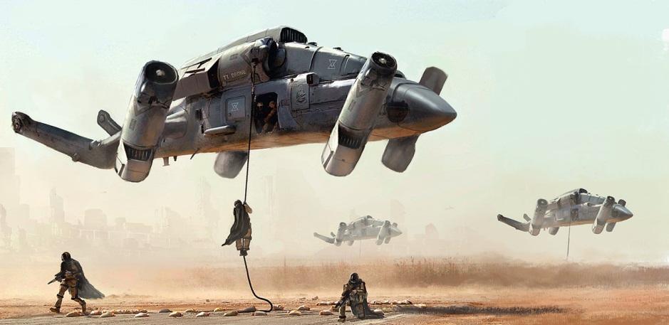 Мечты об авиации будущего - 3