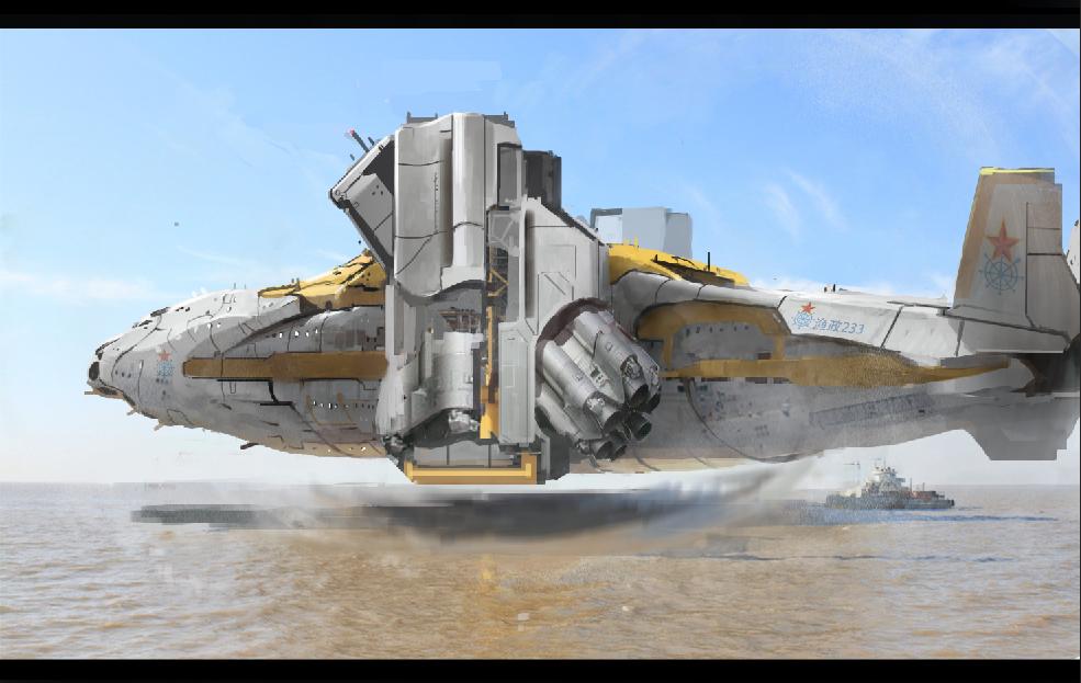 Мечты об авиации будущего - 4