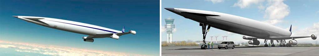 Мечты об авиации будущего - 8