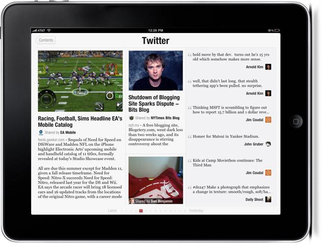 Twitter ведет переговоры о покупке сервиса Flipboard - 1