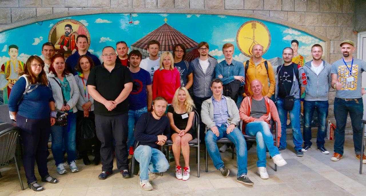 Доклады Monte Dev Meetup #02 — Startups в Черногории (видео) - 1