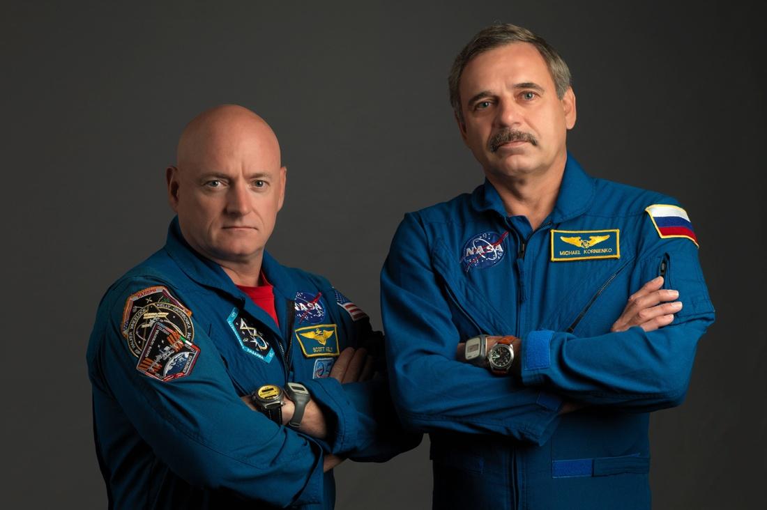 Пообщался с Международной космической станцией - 1