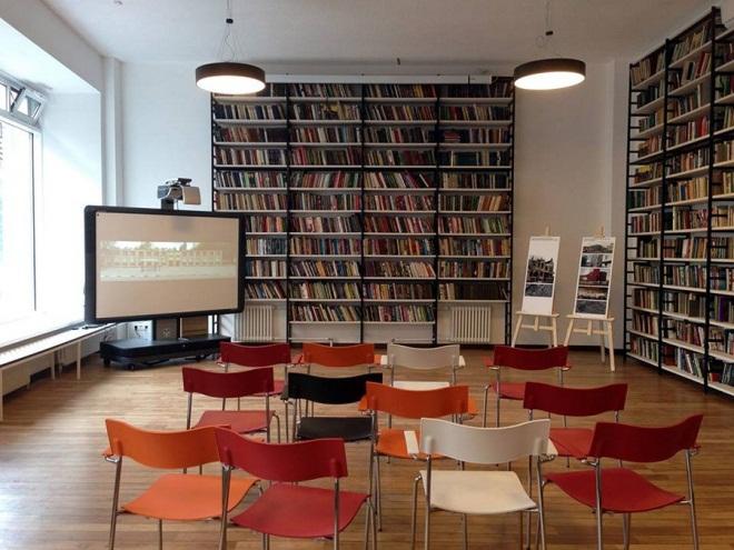 Новая жизнь старых библиотек - 20