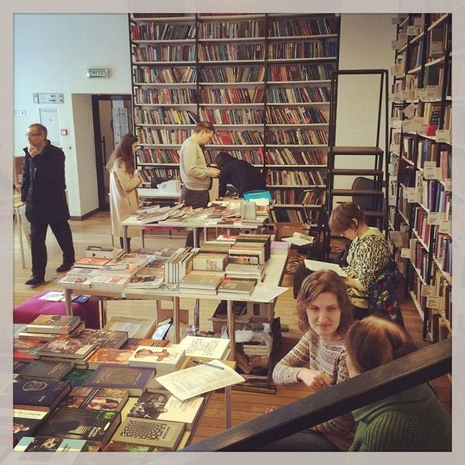 Новая жизнь старых библиотек - 21