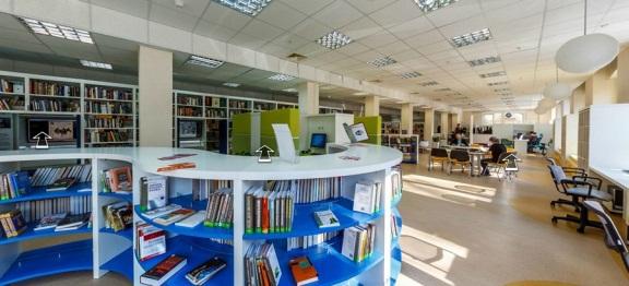 Новая жизнь старых библиотек - 23
