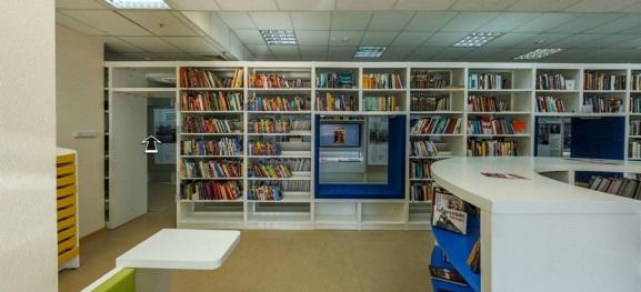 Новая жизнь старых библиотек - 24
