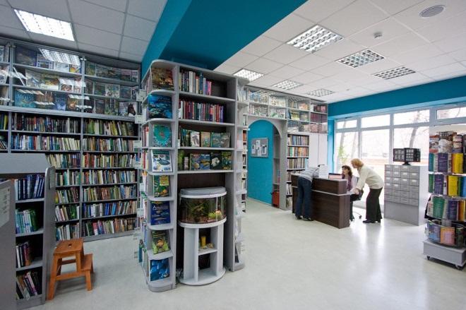 Новая жизнь старых библиотек - 4