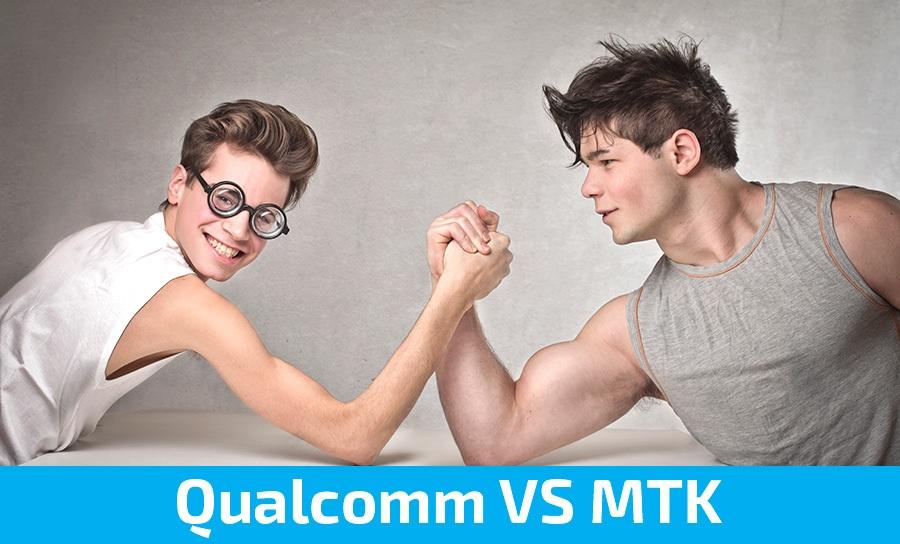Qualcomm vs. MTK тестирование навигационных модулей - 1