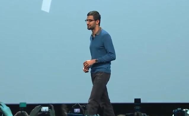 Конференция Google I-O 2015 началась (обновляется). День 1 - 17