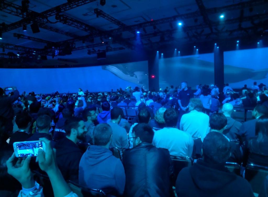 Конференция Google I-O 2015 началась (обновляется). День 1 - 20