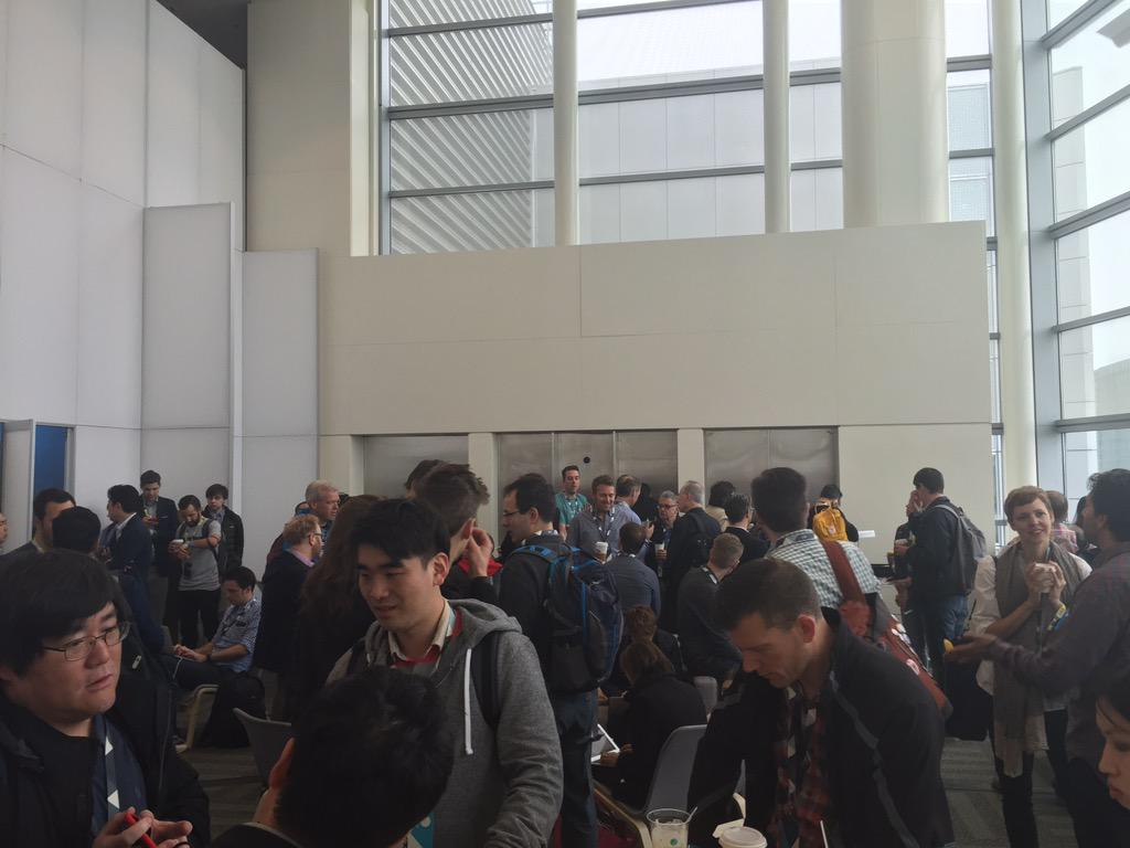 Конференция Google I-O 2015 началась (обновляется). День 1 - 24