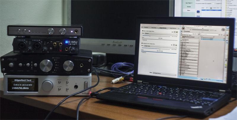 Тест Linux на качество звука, а есть ли BitPerfect? - 5
