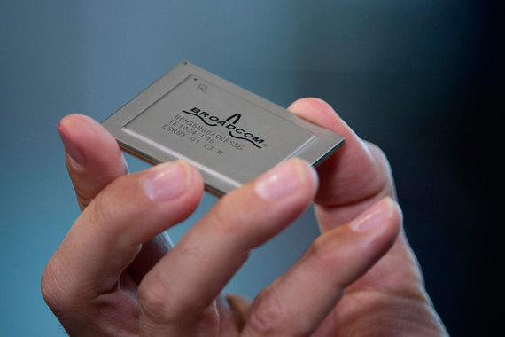 Avago Technologies планирует купить Broadcom за $37 млрд - 1