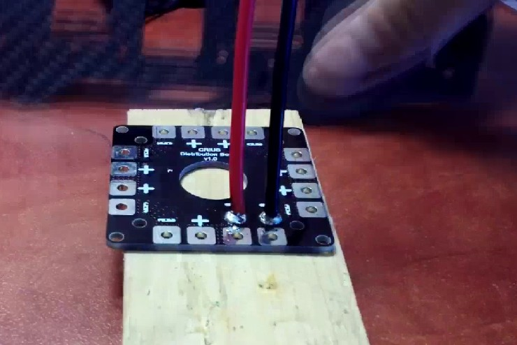 Как собрать квадрокоптер 250-го масштаба - 17