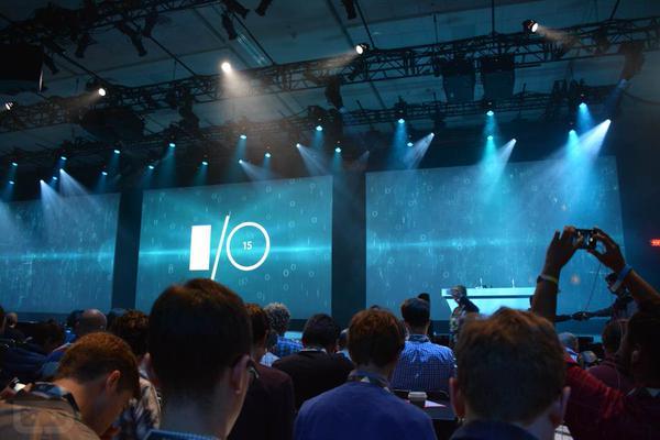 Конференция Google I-O 2015. День второй - 23