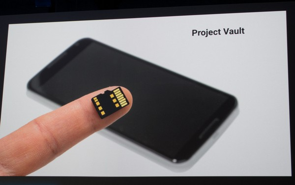 Google Project Vault ATAP