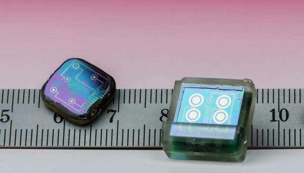 миниатюрный биосенсор для определения уровня веществ в крови