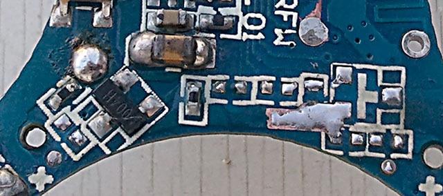 Несложный ремонт квадрокоптера Cheerson CX10 Mini Quadcopter - 10