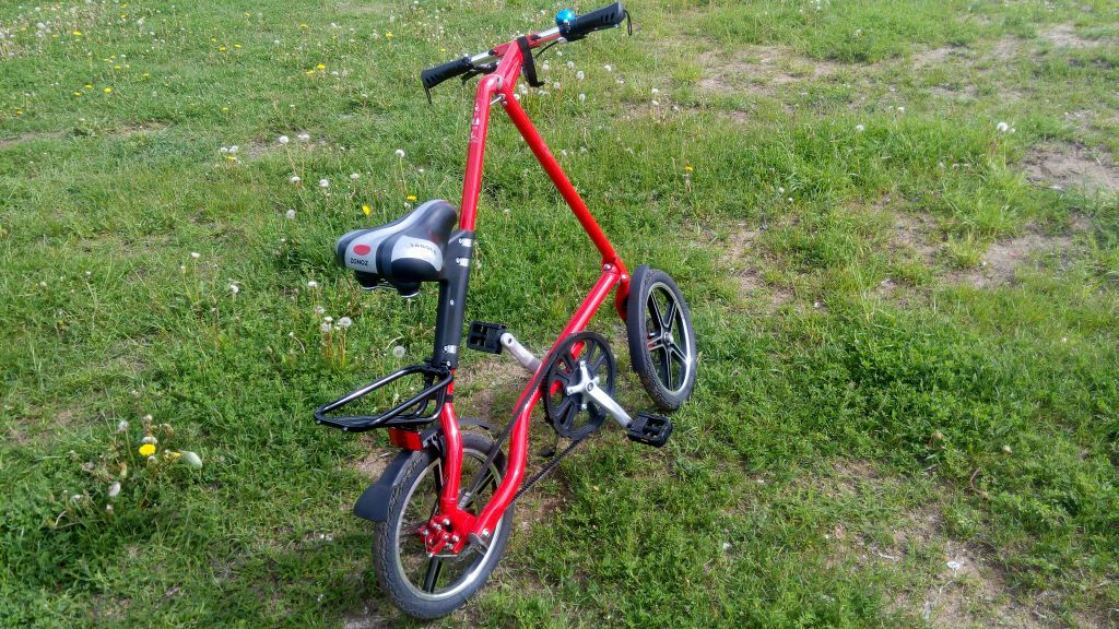 Обзор двухколесного городского велосипеда для гика - 13