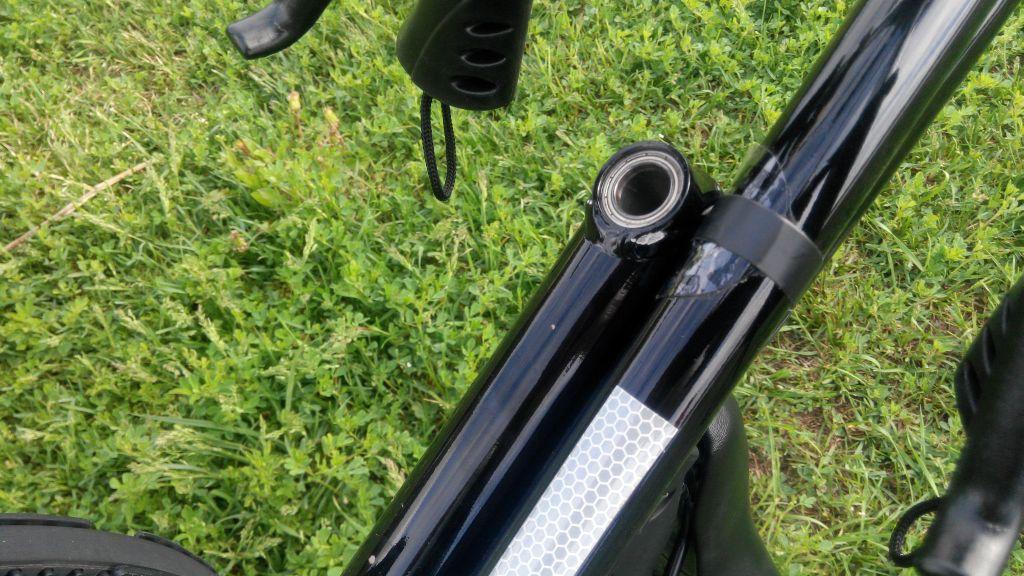 Обзор двухколесного городского велосипеда для гика - 14