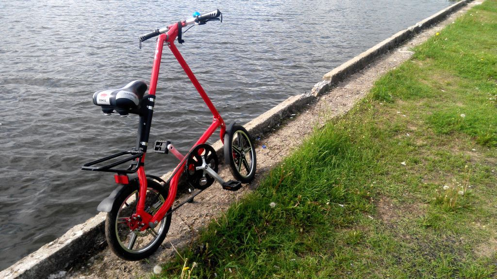 Обзор двухколесного городского велосипеда для гика - 2