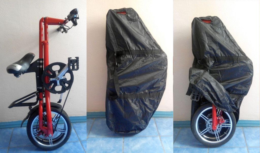 Обзор двухколесного городского велосипеда для гика - 6