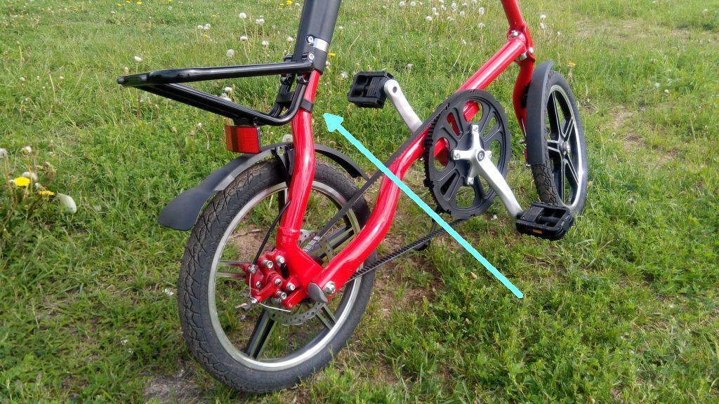 Обзор двухколесного городского велосипеда для гика - 7