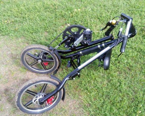 Обзор двухколесного городского велосипеда для гика - 1